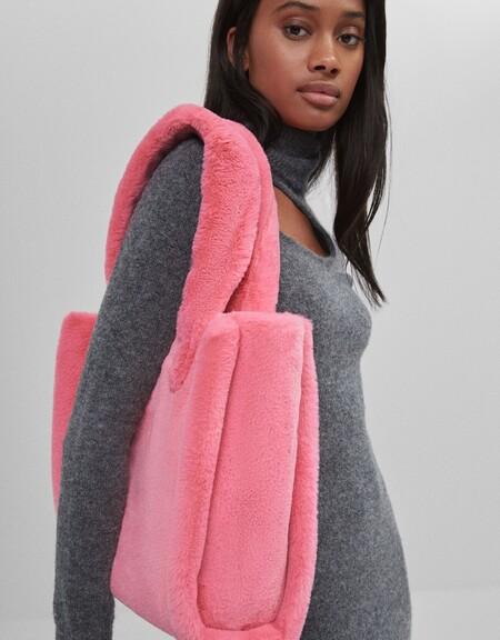 Bolso Shopper Fur 02