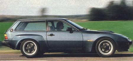 Porsche 924 Turbo Artz