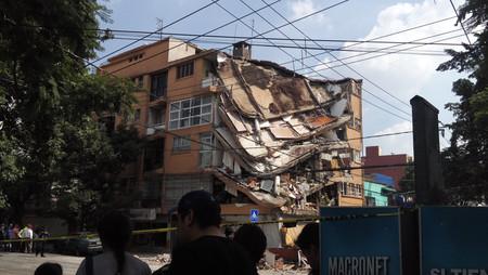 Ciudad De Mc3a9xico Terremoto Puebla 2017 3