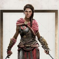 Kassandra es la protagonista de Assassin's Creed: Odyssey dentro del canon de la saga