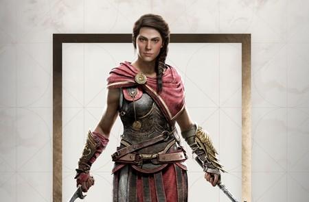Assassin S Creed Odyssey Kassandra Es La Protagonista Dentro Del