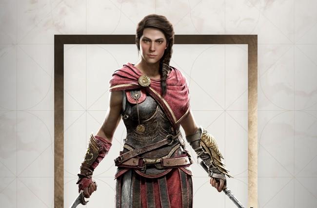Kassandra es la protagonista de Assassin's Creed: Odyssey dentro del cánon de la saga