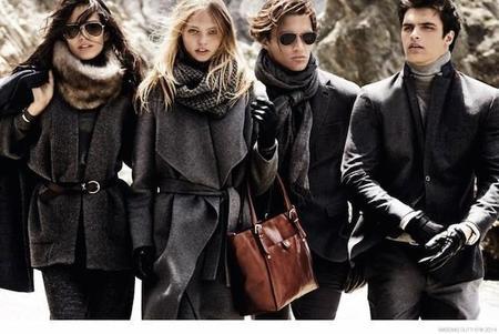 Massimo Dutti O/I 2014: sofisticación atemporal