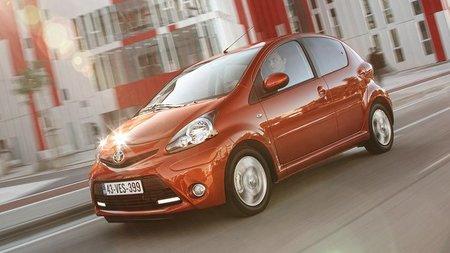 El Toyota Aygo 2012 ya se vende, desde 7.200 euros