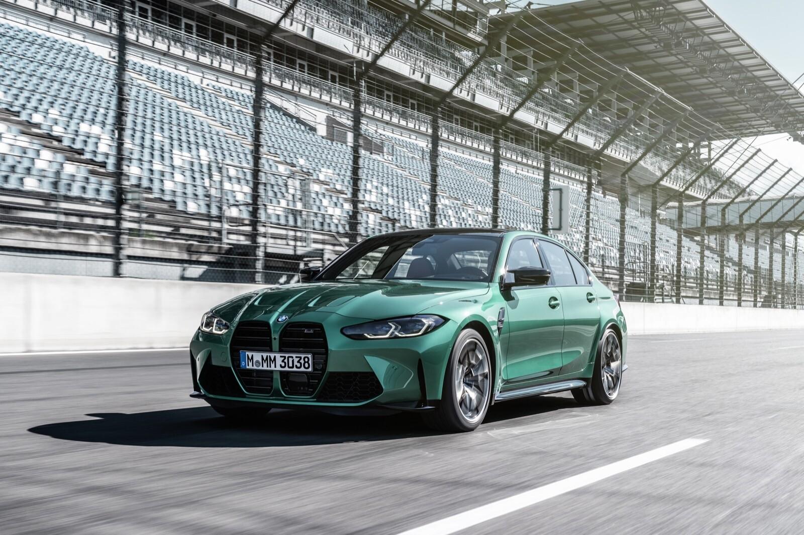 Foto de BMW M3 Competition 2021 (23/40)