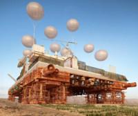The Green Machine, un titánico proyecto para traer la vegetación al desierto