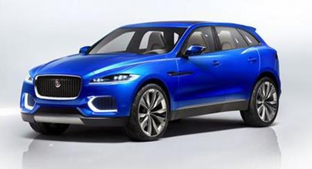 Así es el Jaguar C-X17 SUV Concept