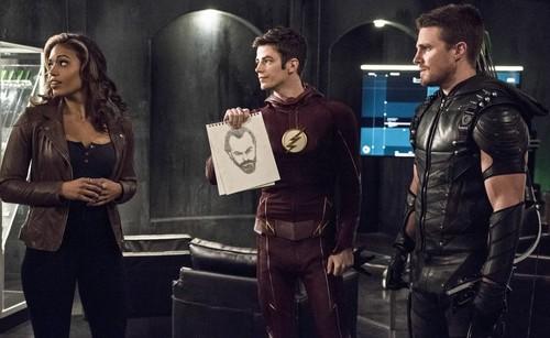 """Edición USA: Triunfal crossover de 'The Flash' y 'Arrow', 'The Walking Dead' """"arrasa"""" y 'Supergirl' al alza"""