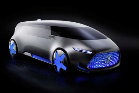 Mercedes Benz Vision Tokyo 8
