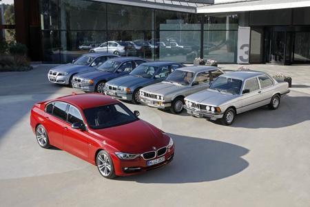 BMW Serie 3, cómo pasa el tiempo...