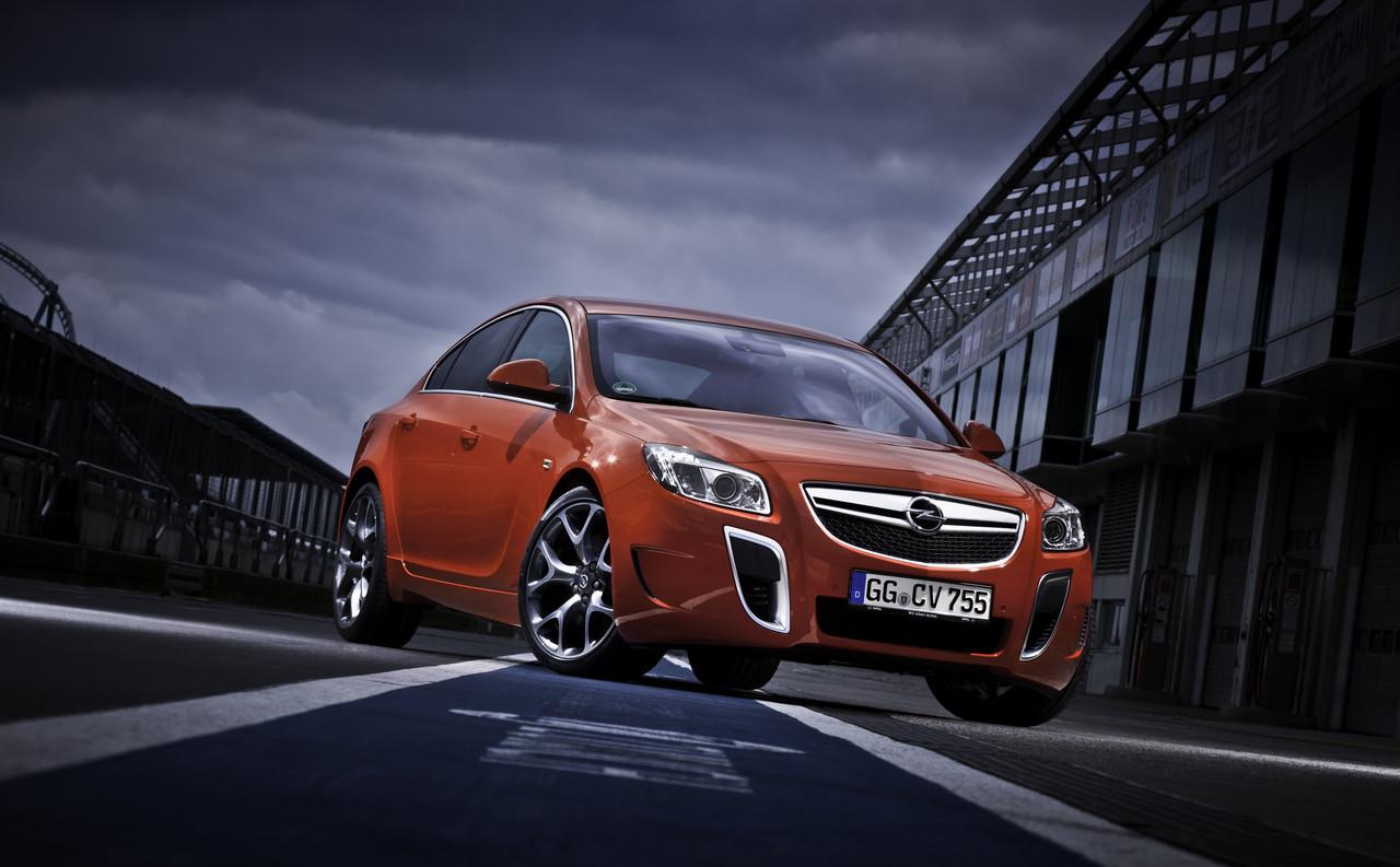 Foto de Opel Insignia OPC Unlimited (2/24)