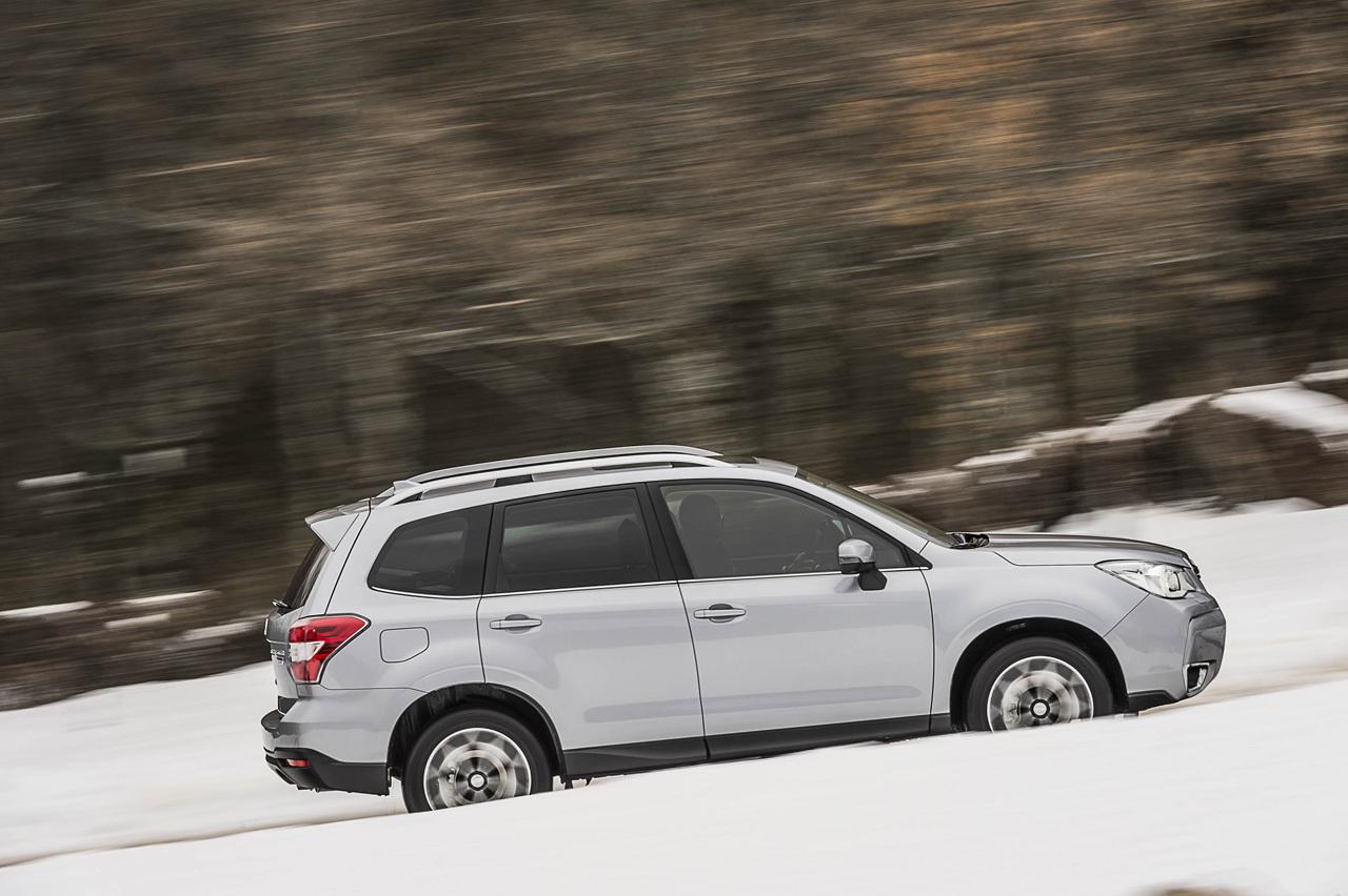 Foto de Subaru Forester 2015 (presentación) (5/33)
