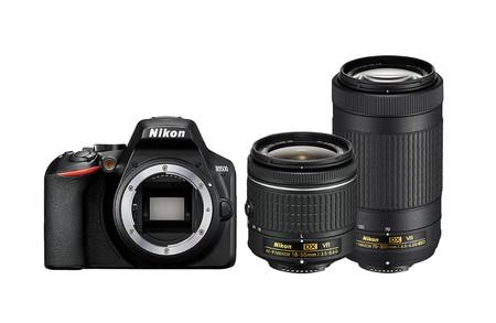 Nikon D5300 Doble Lente