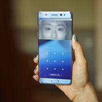 Así funciona la tecnología del escáner de iris del Galaxy Note 7