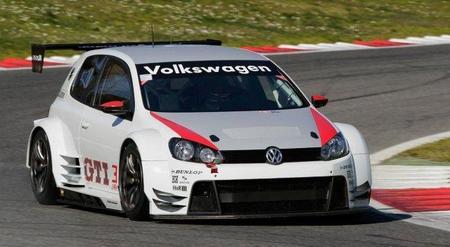 Impresionante Volkswagen Golf para las 24 Horas de Nürburgring