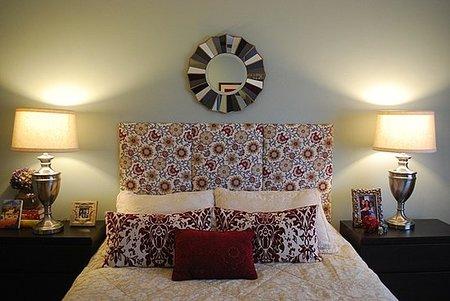 Así quedó el dormitorio de Daniela después de la reforma.