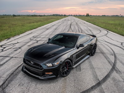Hennessey Ford Mustang HPE800 25 Aniversario: 815 CV de bestial pony-car americano