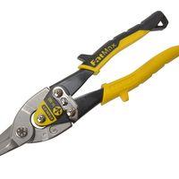 Por 13,85 euros podemos hacernos con unas  tijeras para chapa de corte recto Fatmax Stanley M98407 en Amazon