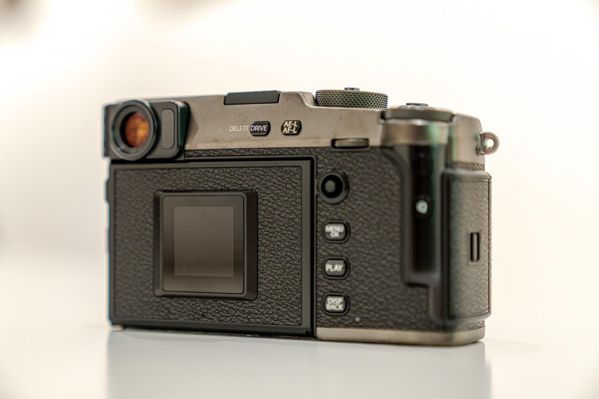Fuji X-Pro3