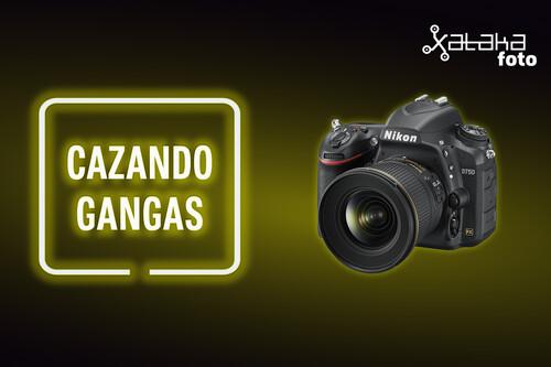 Nikon D750, Sony A7 II, Samsung Galaxy S21 5G y más cámaras, móviles, ópticas y accesorios al mejor precio en el Cazando Gangas