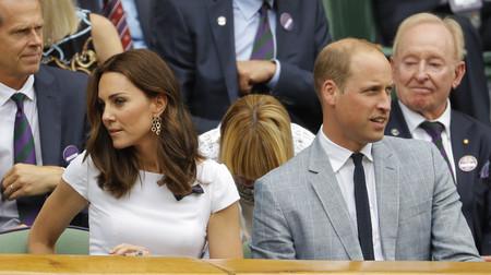 Kate Middleton se apunta a los vestidos de flores en la final de Wimbledon