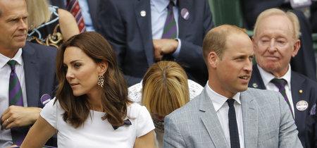 Kate Middleton se apuinta a los vestidos de flores en la final de Wimbledon