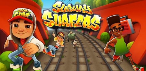 Subway Surfers ya disponible para Android