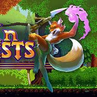 Fox n Forests, el juego de plataformas en 2D que rinde homenaje a la época de 16 bits, saldrá a la venta a mediados de mayo