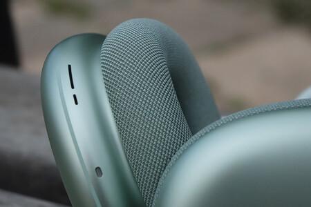 Airpodsmaxmicrofonos
