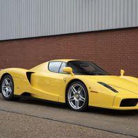 Si quieres un coche muy exclusivo, este Ferrari Enzo está en venta