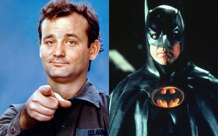 Bill Murray y Batman