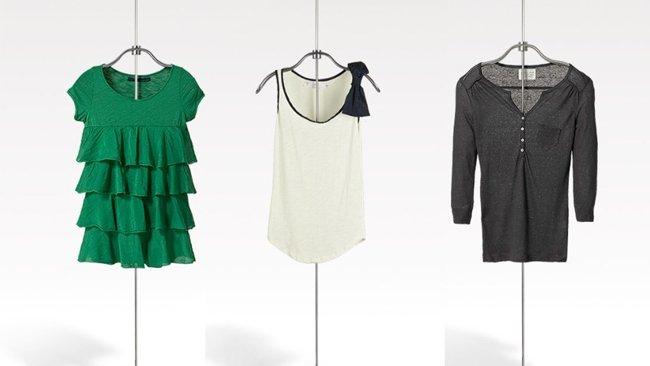 Nueva ropa de Zara para las segundas Rebajas de este verano 2010 IV