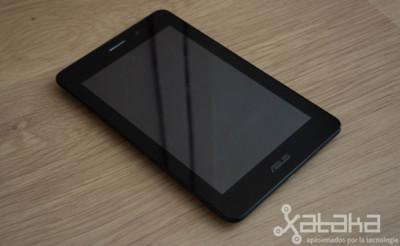 El ASUS FonePad 7 se actualiza muy tímidamente