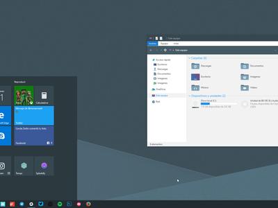 Cómo cambiar el tema en Windows 10 Creators Update