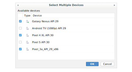 Multipledevices