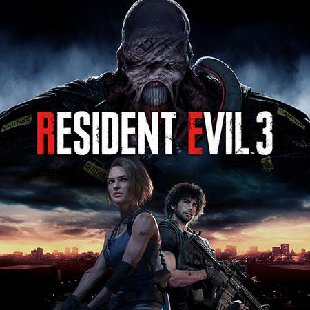 Resident Evil 3 Box