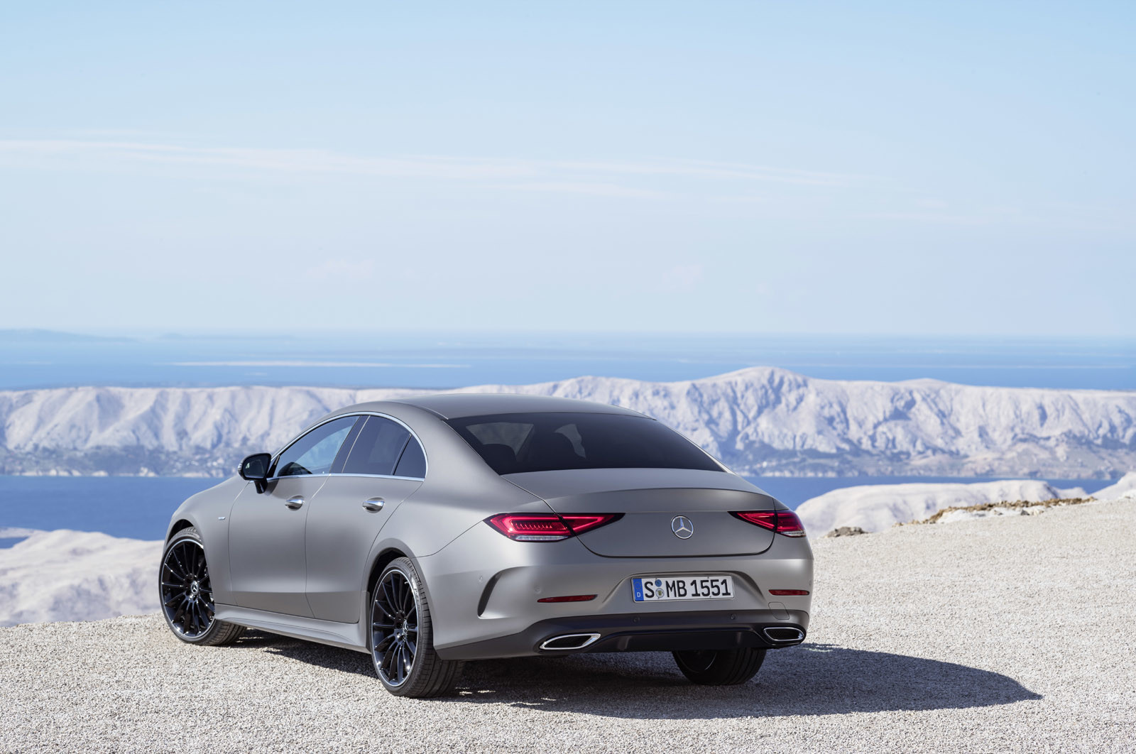 Foto de Mercedes-Benz CLS Coupé 2018 (43/56)
