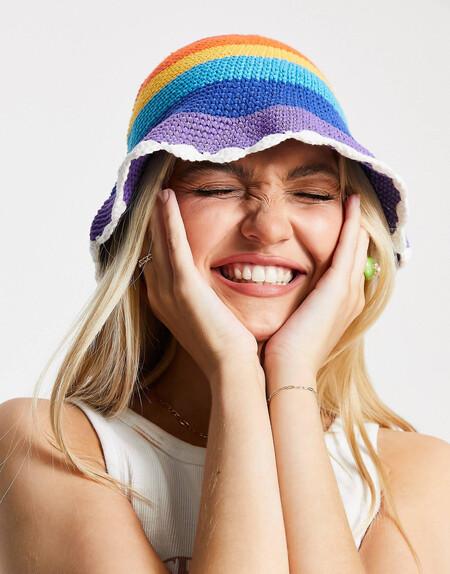 Sombrero De Pescador Crochet De Asos Design
