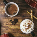 19 formas de personalizar tu chocolate a la taza para desayunos y meriendas más reconfortantes del invierno