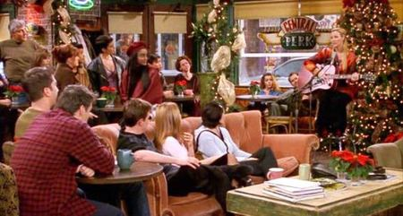 Seis episodios para celebrar la navidad con 'Friends' (I)