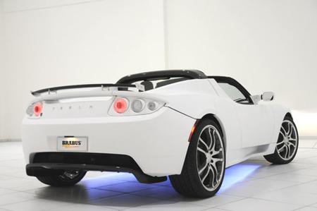 Tesla Roadster por Brabus