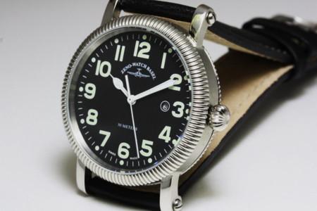 De la belleza de lo clásico: reloj Nostalgia de Zeno-Watch Basel