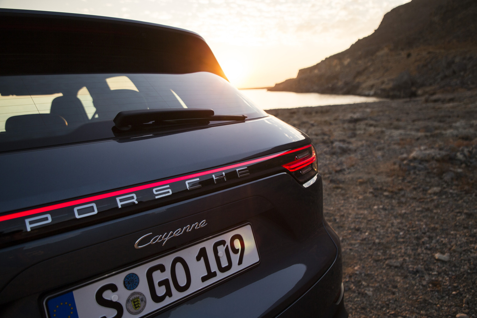 Foto de Porsche Cayenne 2018 (30/39)
