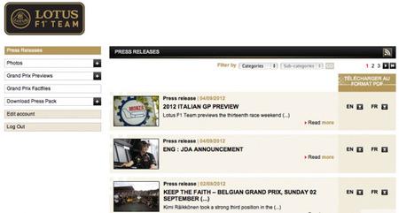 Jerome D'Ambrosio sustituirá a Romain Grosjean en el Gran Premio de Italia
