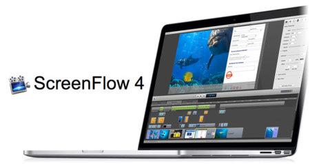 Screenflow 4, nueva versión cargada de novedades interesantes