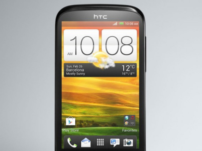 HTC Desire X, doble núcleo para la gama media