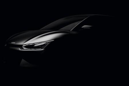 Nuevo Kia EV6: primeros detalles y un breve adelanto en imágenes del primer eléctrico de la firma coreana