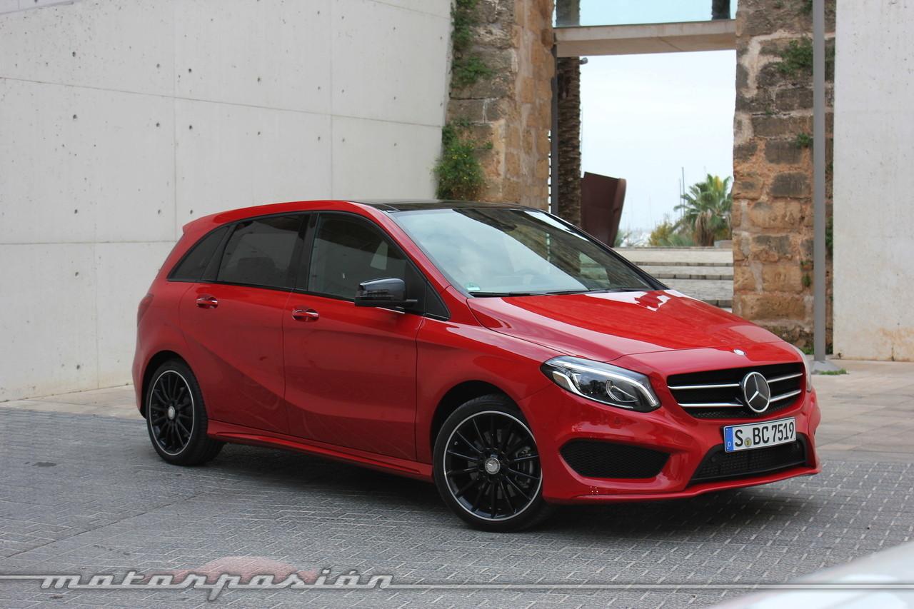 Mercedes Benz Clase B 2015 Contacto 8 38