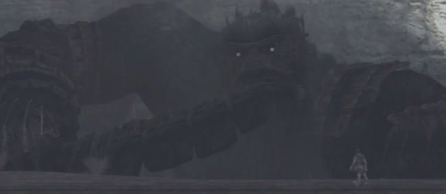 Shadow of The Colossus HD: Argus