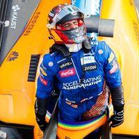 """Carlos Sainz, la suerte y una frase que define a un campeón: """"Lo siento, pero quiero ganar esta carrera"""""""